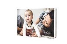 Vlakliggend fotoboek 200 x 150 mm